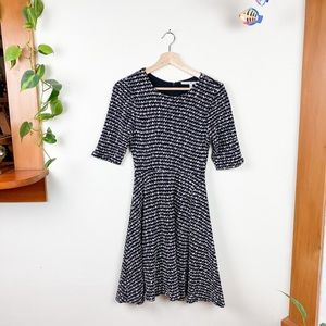 Collective Concepts Short Sleeve Knit Dress M